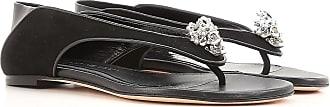 Suede In 40 Sandals Outlet Mcqueen On Sale 2017 Alexander Black For Women FRqwxOz