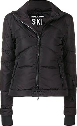 Jacket Jacket Noir Puffer Classic Dsquared2 Dsquared2 Classic Puffer Hx8w15Ywq