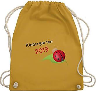amp; Wm110 2019 Gym Bag Senfgelb Kindergarten Shirtracer Marienkäfer Unisize Turnbeutel XwCvq0