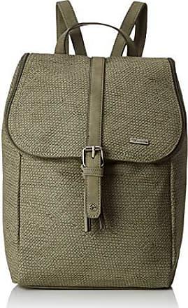 Verde Tamaris w Mochila H X Mujer Alessia L Bolsos khaki Comb 5x32x21 Cm 5 Backpack 14 1qwX1r