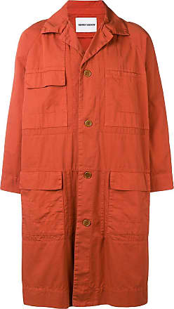 Oranje Coat Henrik Vibskov Military East UqgXp