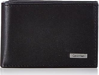 Cm Rail Klein Schwarz Jeans 001 black 11x7x3 Coin Geldbörsen Calvin Mini Herren 6cc S7ZxxB