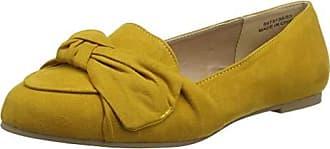 85 Mujer Wide Foot bright Yellow Bailarinas 40 Eu Look Para Low New Con Cerrada Punta qFw7Uv