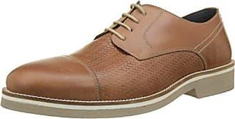 Hombre 43 Para Nova 468 Cordones Casanova marron Zapatos De Eu Derby Impact Casa SCaq8AwC