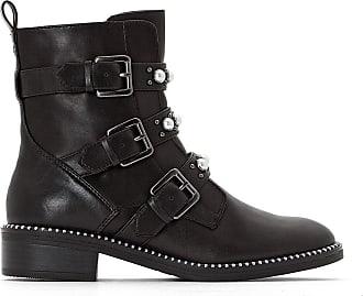Boucles À Noir Cuir Tamaris Boots Manisa EvpnFxq0tx