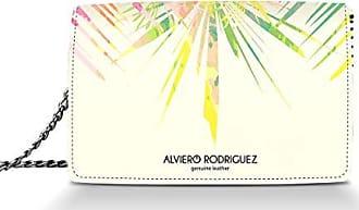 Gold Damen Rodriguez Größe Cm Cm Catena Schwarz 24x7x17 Alviero Umhängetasche Oro xOfY4