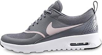 Air Nike Max Et Baskets Thea Femme Rose Grise fqq5w4