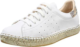 01 40 Sneakers Eu Leather blanco Femme Blanc Buffalo 130419 Basses ZOwAAq