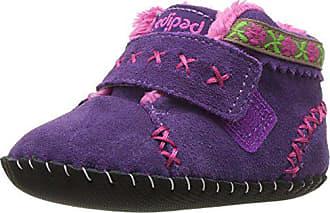 24 18 Uk Months Mois Violet 18 Rosa Pediped 24 Bébé violet Fille 7wRR8z1q