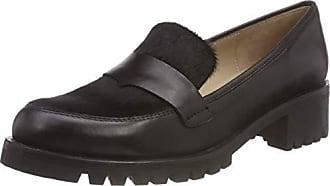 Noir Femme Mocassins Black Unisa ne po Eu Indore loafers 37 HwXxq1tYq