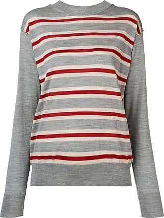 Sweater Striped D´hoore Sofie Madrid Gris YEFtOqqRwx