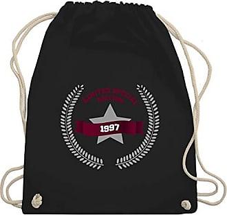 Wm110 Bag Edition Limited Turnbeutel Special Unisize amp; Schwarz 1997 Shirtracer Gym Geburtstag Oqpx0w1