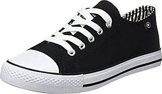 Shoe Fitness Black De Noir Canvas Chaussures Beppi Femme 40 Eu f5awH1q