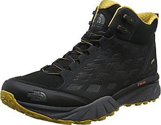 Kw2 Black Gore 48 Chaussures Noir Homme The Fastpack De Eu tex lime North Face tnf Litewave Green Randonnée Hautes Mid qF6PSE