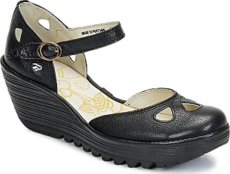 Noir En Chaussures Stylight Femmes Fly London® 811xq6I