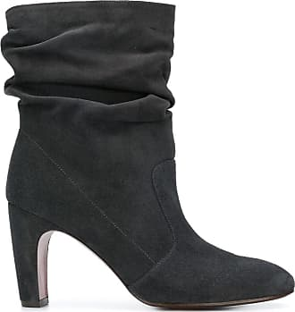 Mihara Noir Boots Chie Toe Round g6qwCgx1d