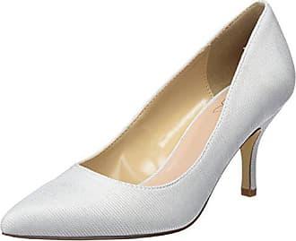 729199 1 Blanc Eu Bata bianco Escarpins 40 Femme Bout Fermé Hqvdxp0