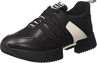 Bikkembergs 41 white Dirk Noir Sneakers Basses Eu 900 Femme black 6RxqHdw