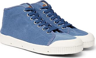 High Blue Court Spring Officine Sneakers Twill Generale top 1x0H1wSIq