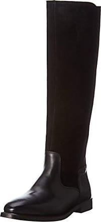 Noir black Bottes G00 Gant Hautes 38 Jennifer Taille Schwarz Femme 1xqfwpfg