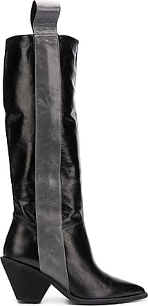 Barceló Paloma Noir Knee Pointed High Boots qgYBZRxY