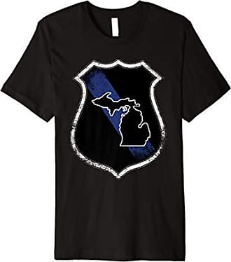 Police Police Mi Police Michigan Mi Michigan Shirt Michigan State State Shirt uPkXOZi