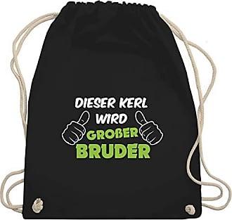 Wm110 Shirtracer Großer Kerl Schwarz Turnbeutel Bag OnkelDieser Bruderamp; Gym Unisize Wird c3F1TlKJ