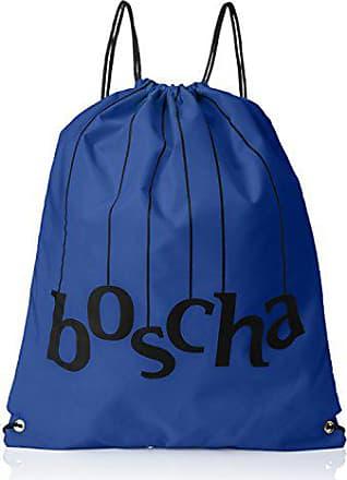 b Cm Talla H Sintético 38x47x1 X Material gy Bo Bolso De T Boscha Mujer 1016 Bandolera Azul Color g6wnO