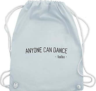 Gym Statement Blau Anyone Pastell Bag amp; Turnbeutel Unisize Vodka Can Shirtracer Shirts Wm110 Dance 7BWqg