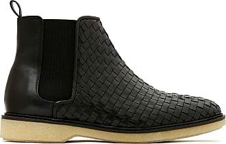 En Kélian Enzo Cuir Stephane Noires Boots ARj354qL