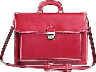 In Business Cartel Frau Mann Borse 39x30x18 Aktentasche Leder Italy Und Chicca Cm Bag Italienischem Made zXgEAw