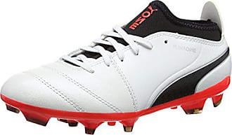 Hombre Ag Puma 3 black De 17 Fútbol 5 fiery Eu white Blanco Para Zapatillas Coral One 40 xpCpwqnt8A
