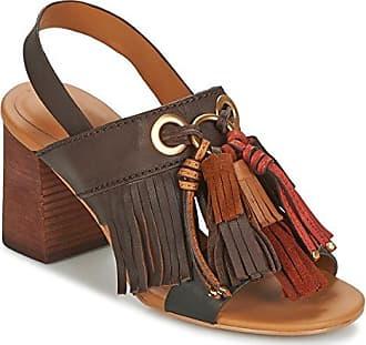 See Braun sandaletten Sb30102 39 Sandalen By Chloé Damen vUHqWr7vY