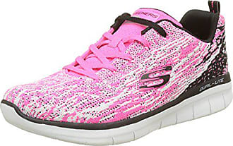 0 39 Eu Baskets 2 Synergy black Spirits Pink Multicolore Skechers high hot Femme TnEpxW7Pc