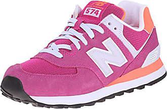 New 36 Damen Balance Wl574v1 Eu Sneaker pink orange wAfFw