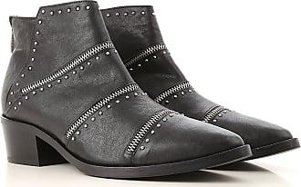 amp; Chaussures Cuir Janet 2017 39 38 36 Noir Femme 37 7f1OdOxwqR