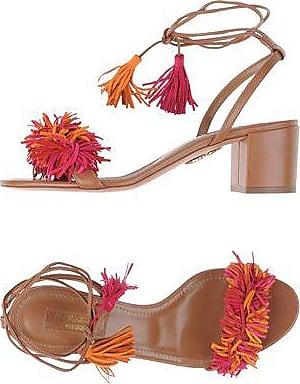 Sandalias Sandalias Calzado Calzado Cierre Con Aquazzura Calzado Con Cierre Aquazzura Aquazzura Sandalias ZTqIFf