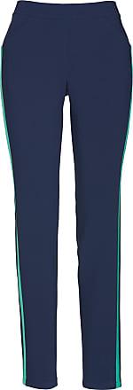 Bonprix In Hose Von Zierstreifen Mit Blau 0kOnwP