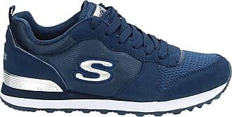 Sneakers Blauw Lage Skechers Skechers Lage WRUH8fttn