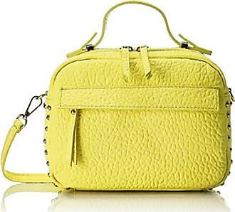 Mujer Amarillo Borse L Size H Bolso X Cm Chicca De 23x18x12 w Mano q5RSpaa