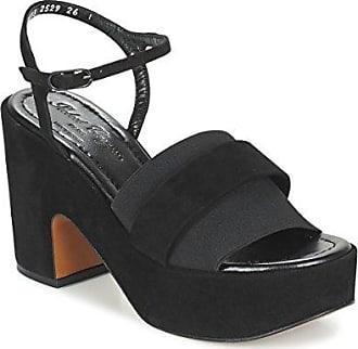 Damen Robert Etore Schwarz Clergerie sandaletten Sandalen 36 801SFq6