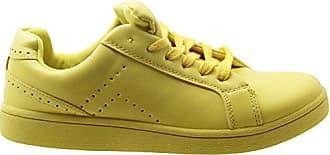 In Damenschuhe Silber Gold Sneaker Pink Weiß Halbschuhe V1604 Gelb Schnürschuhe Schnürhalbschuhe Grün Rosa Fashion Trendfarben 36 Kult Neu Blau Gelb Muse Schwarz Sw6tXff