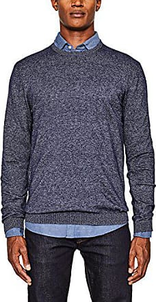 Medium Hombre 087eo2i008 Suéter Azul Esprit Para 415 ink xF0qwzpzP