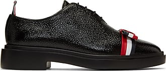Bow Wholecut Oxford Browne Noires Chaussures Thom FwqAPzn