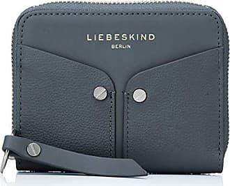 Wallet X b 2x10x13 urban H Liebeskind Carteras Blue Azul Mujer T Duo Medium Cm Conny qZ7waP4E