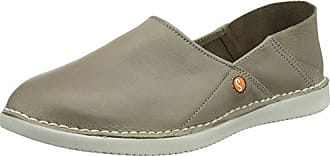 Tup452sof Taupe 40 Washed Mocassins Femme Softinos Eu FfwqCOqdx