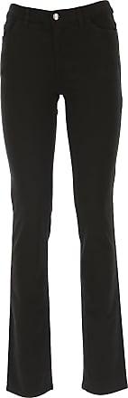 Emporio En Rebajas De Negro 2017 Baratos Algodon Armani 42 Pantalón Pantalones Mujer ran6Eqrw0Y