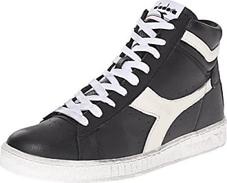 bianco Nuvola Homme Noir Game L Baskets Waxed Diadora Eu nero 38 High Hautes Uzgqzp