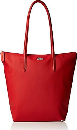 Damen Tote 16x35x26 high Red Risk Centimeters Nf1890po Rot Lacoste fOEwxd7qHq