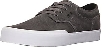 43 Gris white Eu C1rca 001 Skateboard Chaussures Homme charcoal Elston De xxzaBwOP
